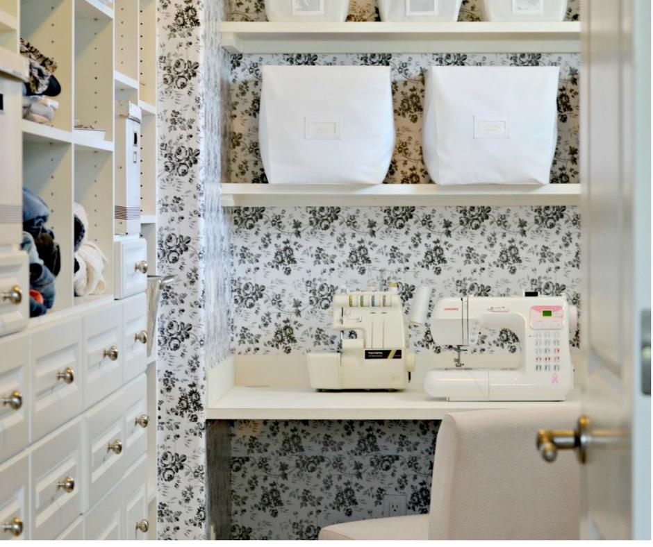 Joanna Gaines, Magnolia Market, Heirloom Rose, wallpaper, DIY