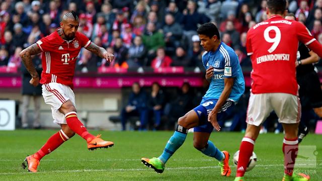 Hasil Bundesliga Tadi Malam, Bayern Munchen Masih Kokoh di Puncak Klasemen