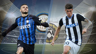 Italy Serie A: Inter Milan vs Udinese live Stream Today 15/12/2018 online