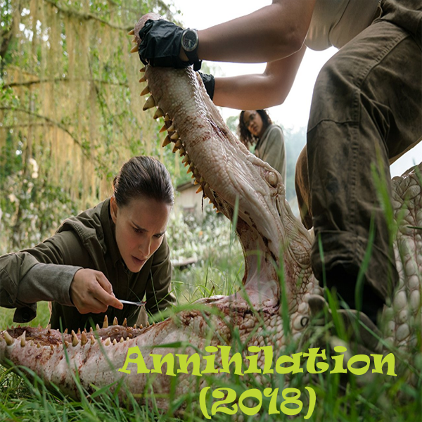 Download Film Annihilation 2018 BluRay Subtitle Indonesia
