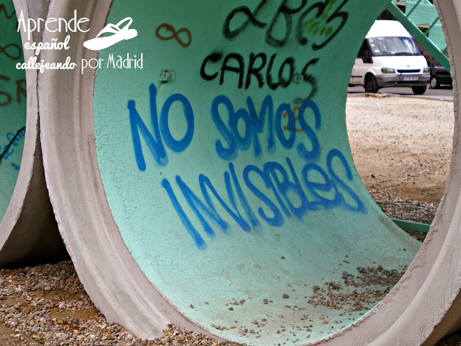 no somos invisibles
