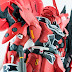 Custom Build: MG 1/100 MSN-06S Sinanju with propellant tank ad ons