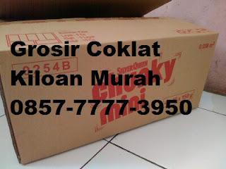 Grosir Coklat Kiloan Murah