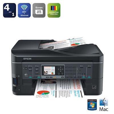 Epson Stylus Office BX630FW Printer Driver Download