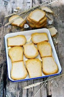 Croque-monsieurs aux biscottes 1