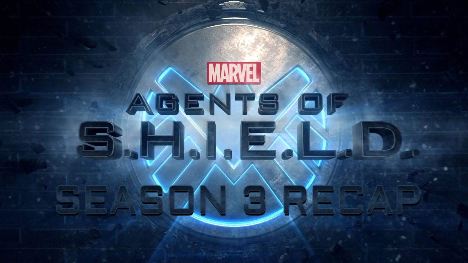 TV review Marvel's Agents of S.H.I.E.L.D. Season 3 podcast