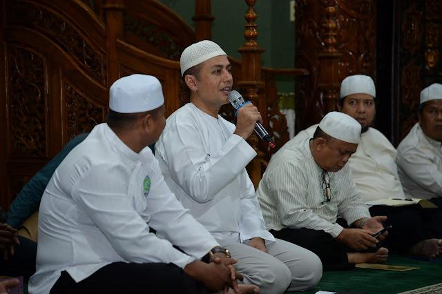 Setelah Selesai, Panitia MTQ I Haji Anif Dibubarkan