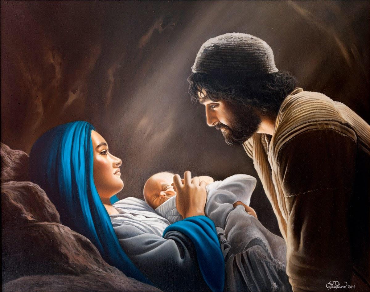 Immagini Di Natale Sacra Famiglia.La Sacra Famiglia Tita Coppola