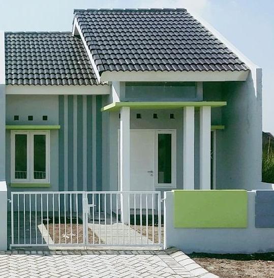 Rumah Model Baru Tipe 36