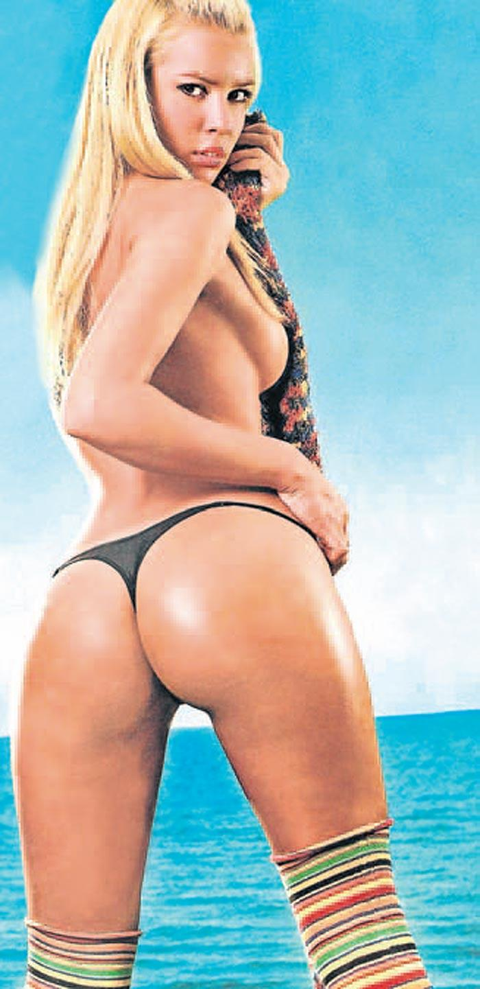 Anabel Cherubito Hot fotos de famosos: paraguay