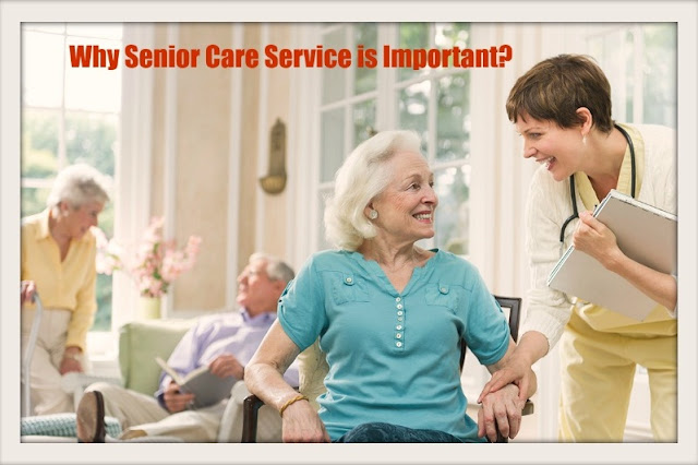 Why Senior Care Service is Important?