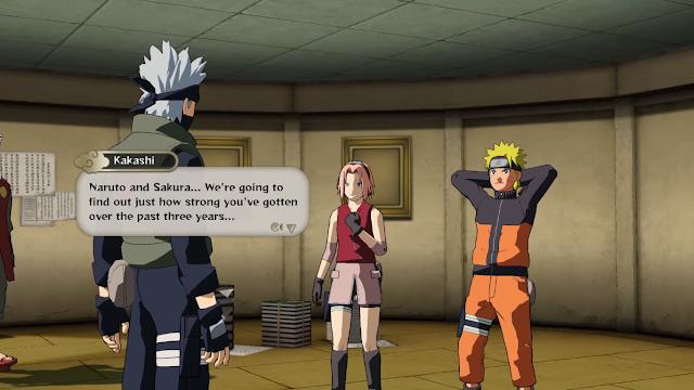 Naruto Shippuden Ultimate Ninja Storm 2 Download