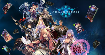 game anime android terbaik - Shadowverse