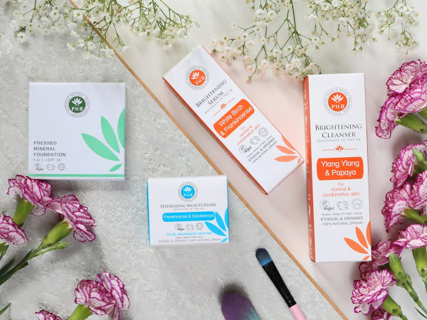 My Skins A Mess | 30 Day 'Transform your skin' Challenge w/ PHB Ethical Beauty