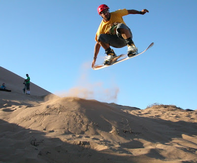 Turismo en Chile – Sandboard en Chile