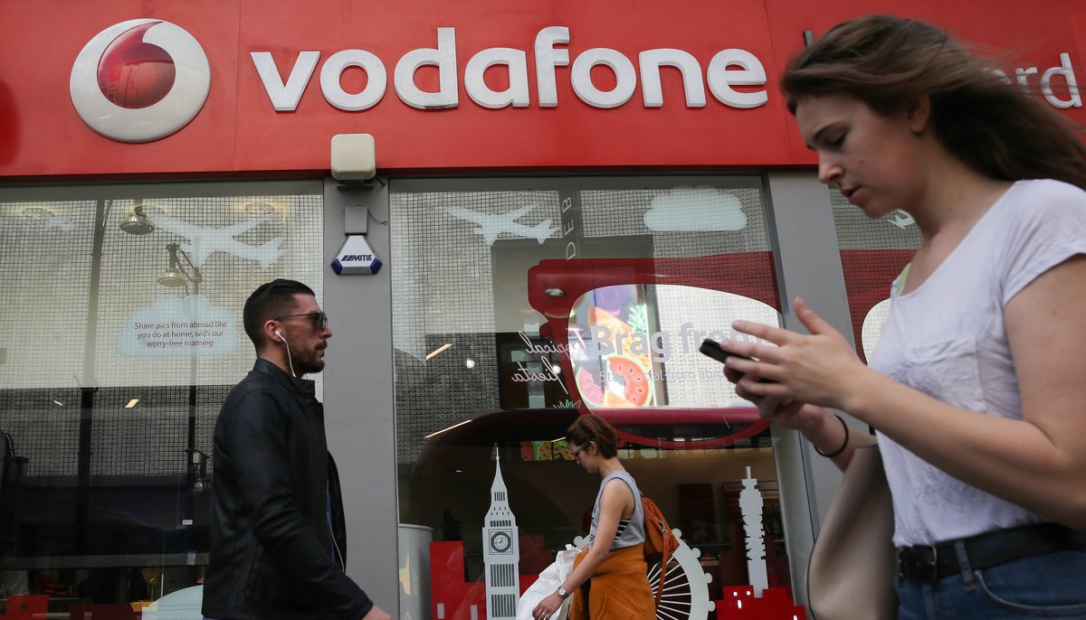 Vodafone peor empresa del mercado según Facua