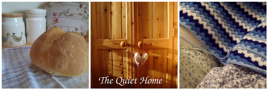 ♥ The Quiet Home