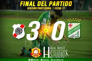 Nacional Potosí 3 - Oriente Petrolero 0 - DaleOoo