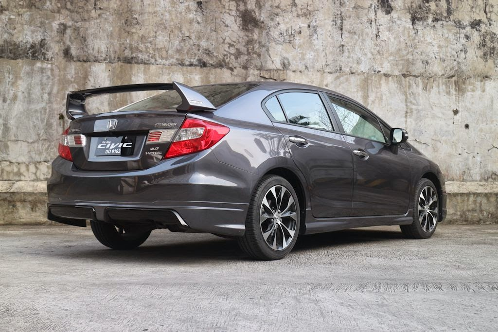 review 2014 honda civic 2 0 el mugen philippine car news car reviews and prices carguide ph. Black Bedroom Furniture Sets. Home Design Ideas