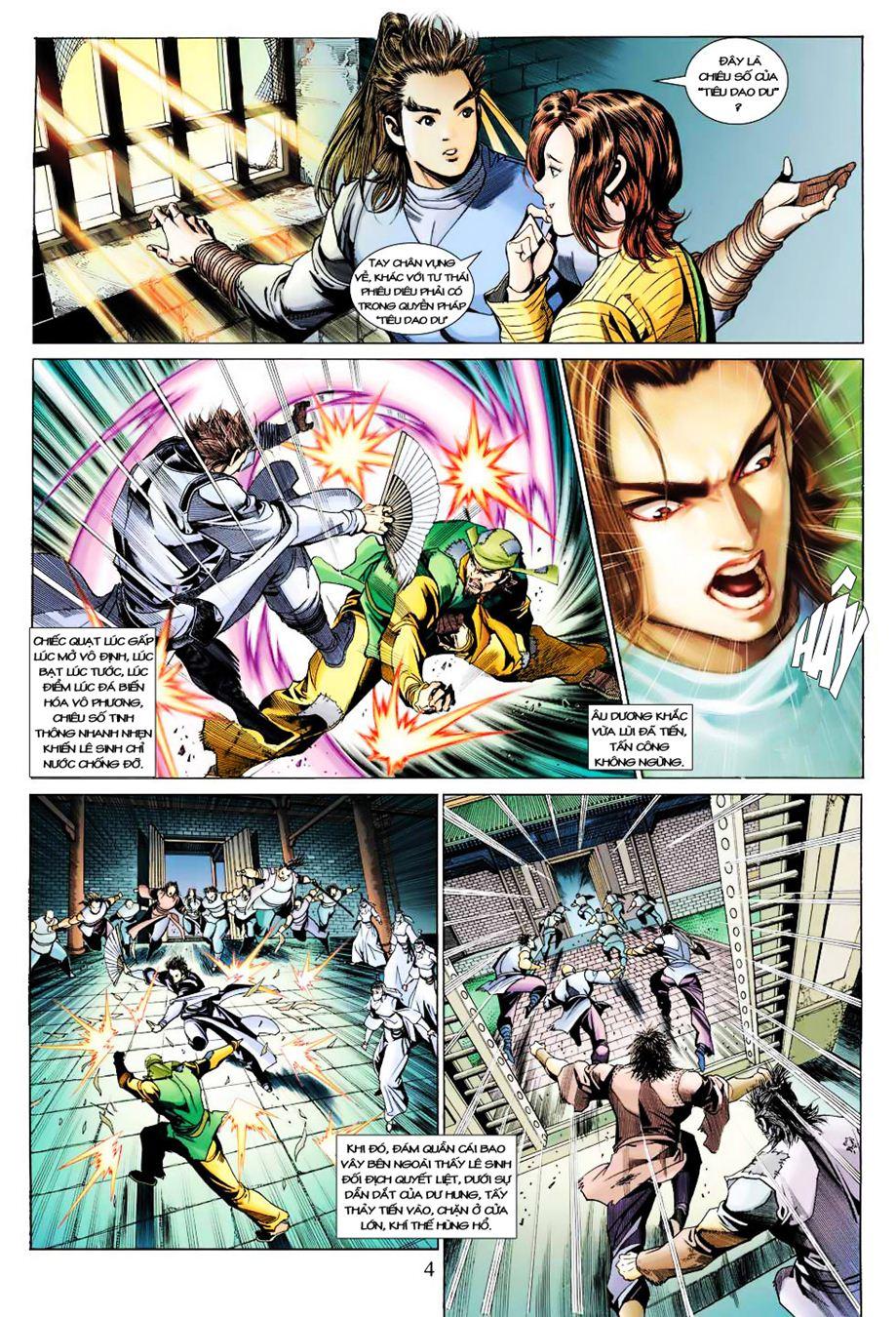 Anh Hùng Xạ Điêu anh hùng xạ đêu chap 35 trang 5