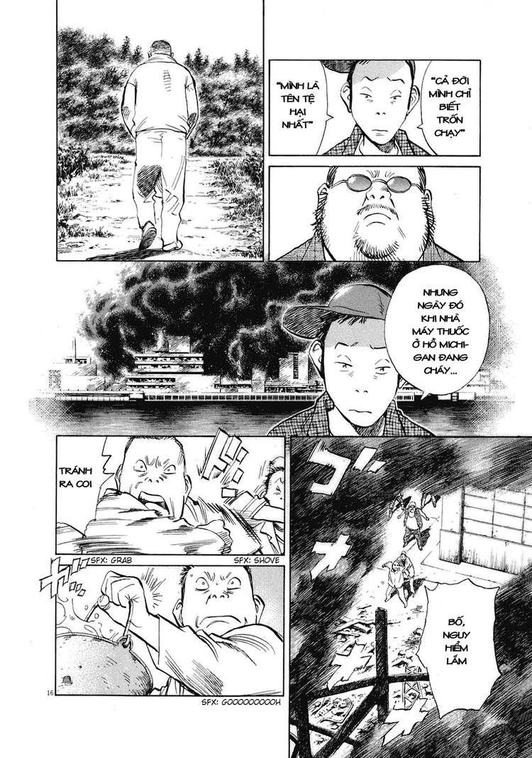 20th Century Boys chapter 218 trang 31