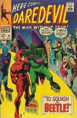 Daredevil #34, the Beetle