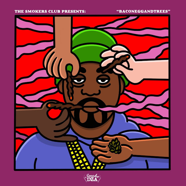 Smoke DZA – BaconEggAndTrees [EP Stream]