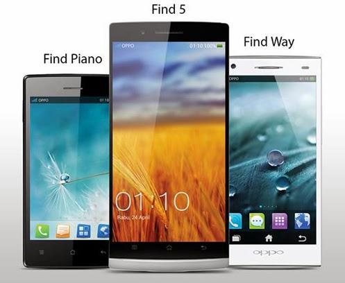 Daftar Harga HP Oppo Terbaru - Jenis Jenis Hp Oppo Dan Spesifikasinya
