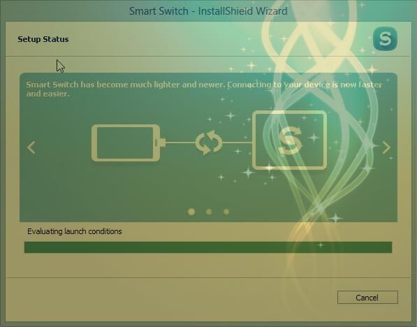 كيفية تحديث هواتف سامسونج لآخر إصدار ببرنامج samsung smart switch