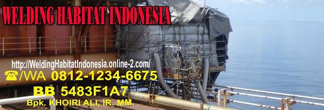SEWA WELDING HABITAT DI INDONESIA - 081212346675 - Khoiri Ali