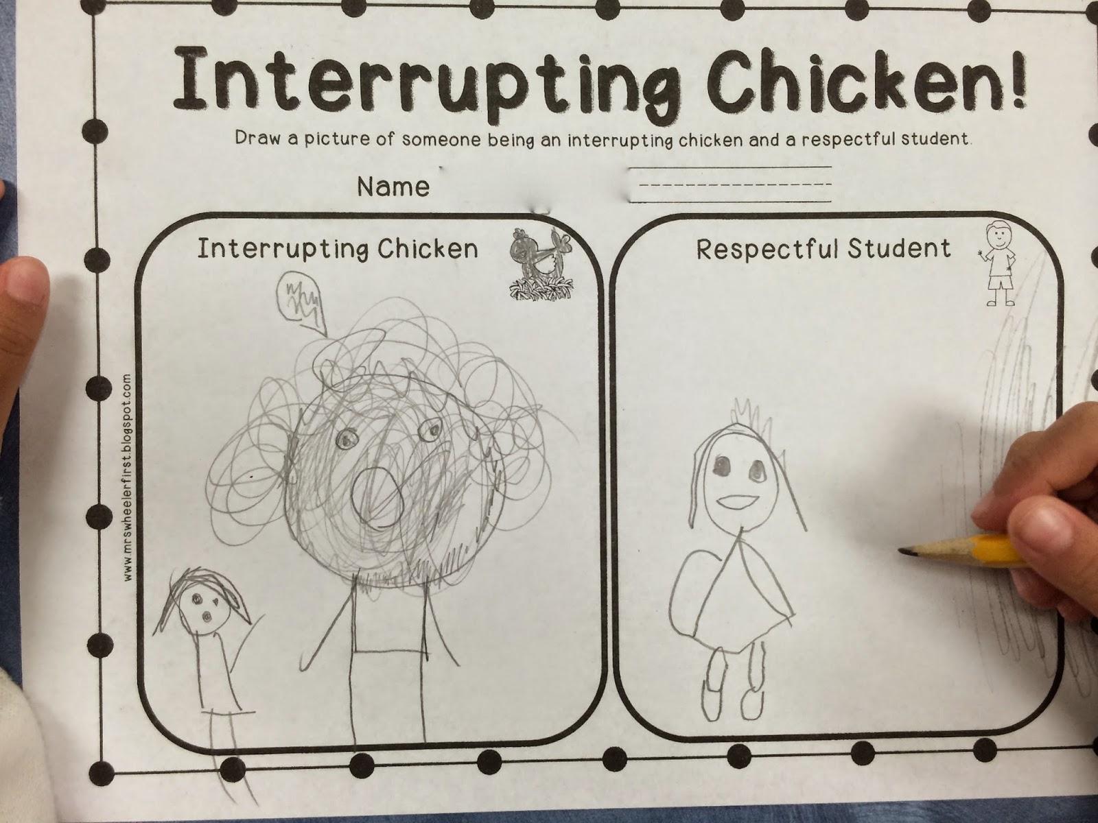 Interrupting Chickens Lee Roadrunners