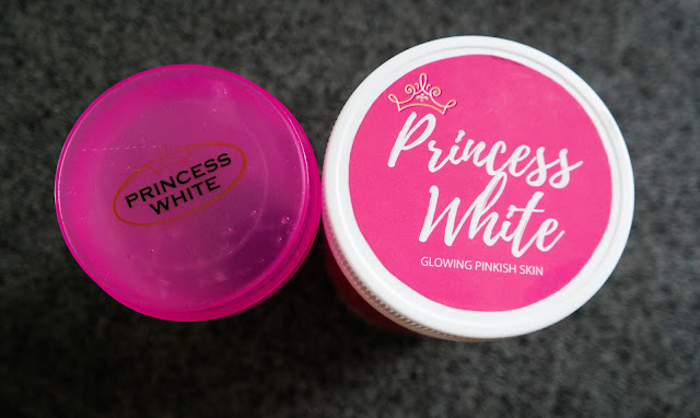 princess white drinks,