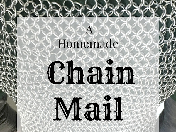 A Homemade Chain Mail Mini Tutorial (yes.)