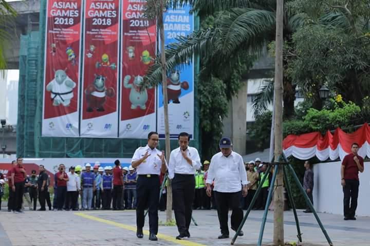 Respons Netizen Saat Anies Beberkan Kinerja ke Jokowi