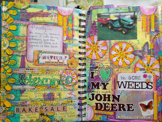 My Documented Life Project Week 19 Planner Pages