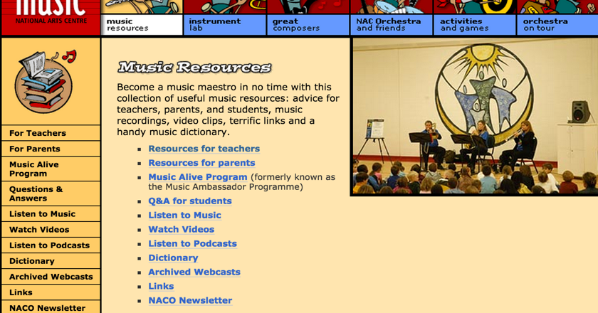 6 Good Resources for Music Teachers