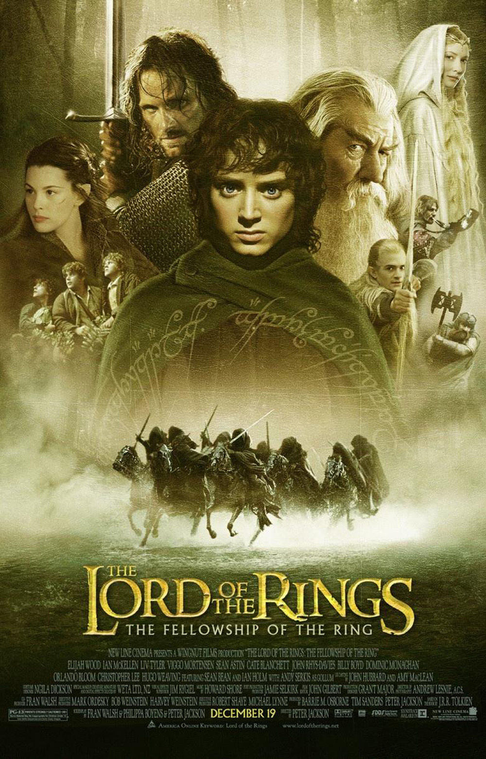 Download ~ The Lord of the Rings: The Fellowship of the Ring Full Length  Official Trailers hd quality short videos, clips, trailers the film, the  news.