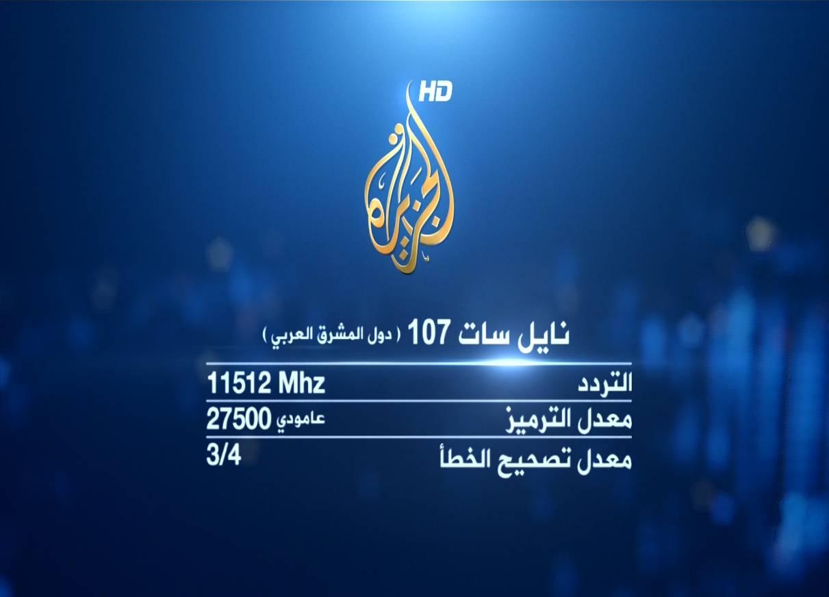 al jazeera sport nilesat dcw