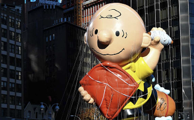 'A Charlie Brown Thanksgiving' Is Now Racist