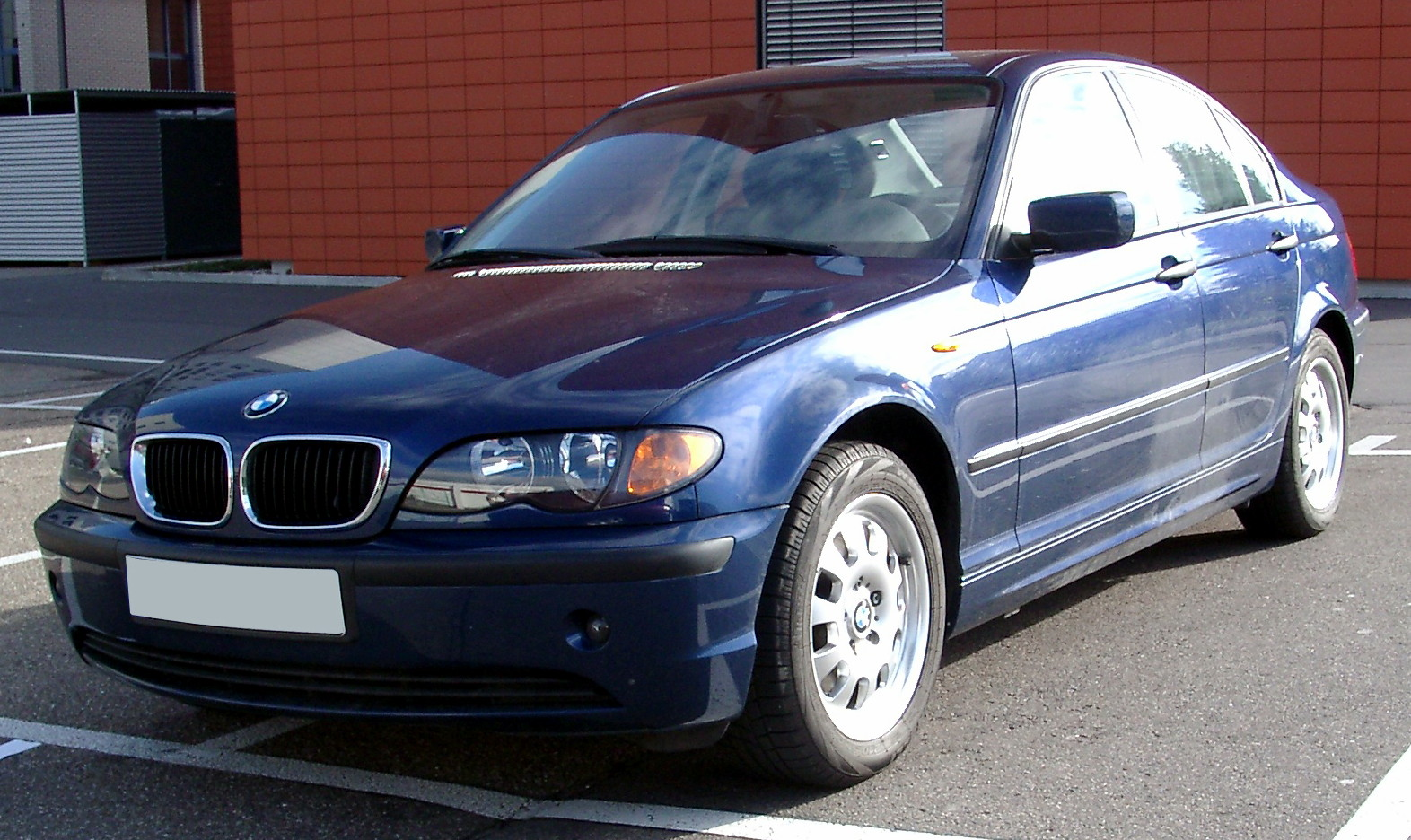 Cool Car Wallpapers: Bmw e46