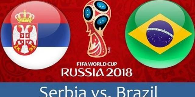 مباراة البرازيل ضد صربيا اليوم وكافة القنوات