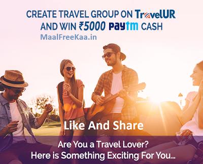 Free Paytm Rs 5000