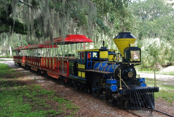Activities and Attractions in New Orleans, Louisiana | city park Train