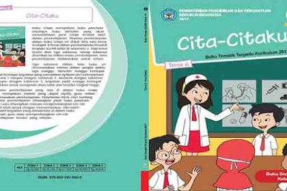 RPP Tematik Kelas 4 Kurikulum 2013 Revisi 2017 (Tema Cita-Citaku)