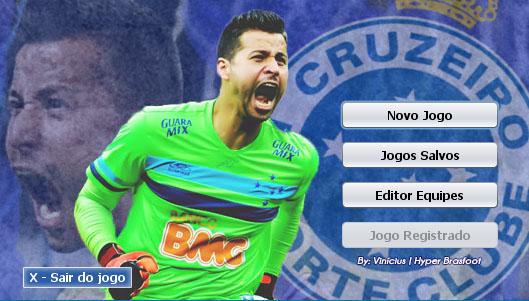 Skin Fábio Cruzeiro, skin da raposa, skin goleiro fábio, skin cruzeiro brasfoot 2018, brasfoot 2017, brasfoot 2015, Cruzeirão Cabuloso, Palestra Mineiro