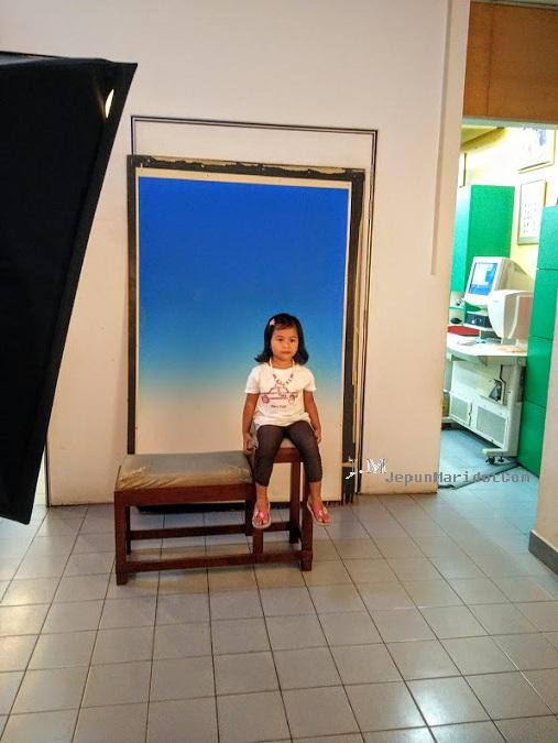 Fina starts preschool.. soon