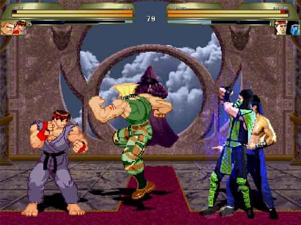 King of Fighters vs. Mortal Kombat - Download