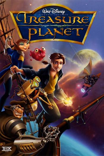 Treasure Planet 2002