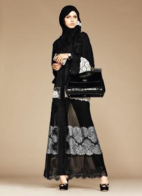 Latest Islamic Clothing Abaya Designs For Girls