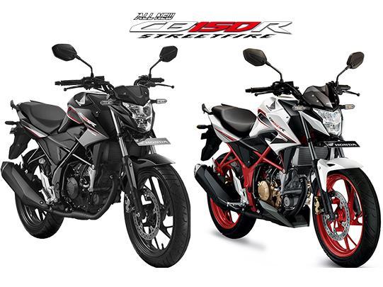 Gambar Harga Honda CB150R StreetFire